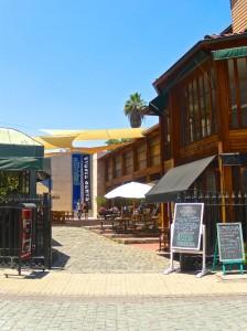 Barrio Lastarria - Cafe