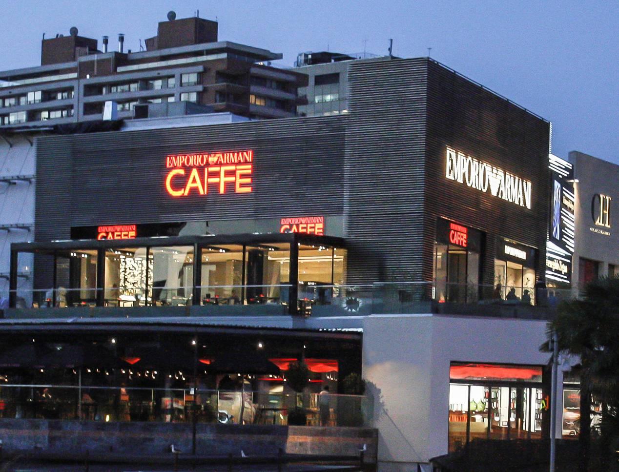 Armani Coffee Cafe