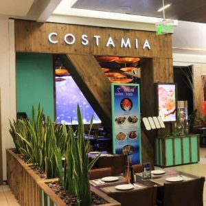 Costamia - A great seafood restaurant in Santiago