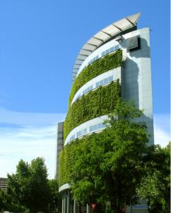Edificio Consorcio Vida - Santiago