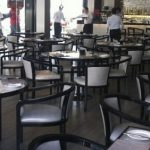 Emporio Armani cafe