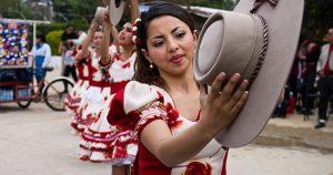 Fiestas Patrias in Santiago