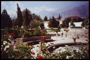 Gardens at Villa Grimaldi