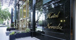 Hotel Neruda Santiago Chile
