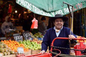 La Vega Market Santiago
