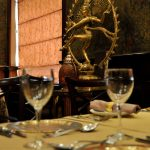 Indian Restaurant Downtown Santiago