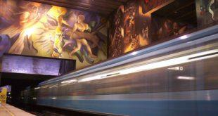 MetroArt in Santiago