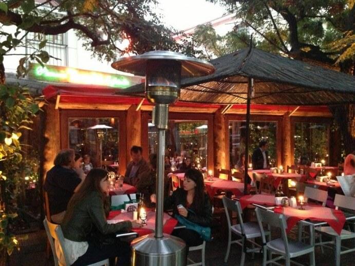 Pizza Restaurant Tiramisu Santiago Chile