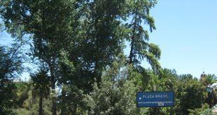 Plaza Brasil - Santiago Chile