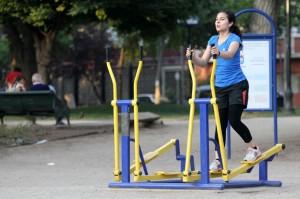 Out Door Gym - Plaza Brasil