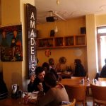 Restaurant Amadeus Pizza Santiago Chile
