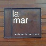 Restaurant La Mar Santiago Chile