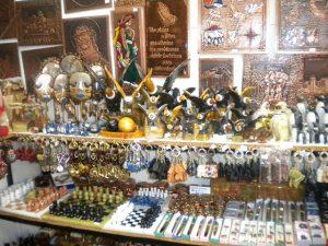 Santa Lucia Market - Santiago