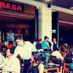Santabrasa Resturant Santiago Chile