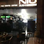 Sushi Bar Niu Santiago Chile Restaurant