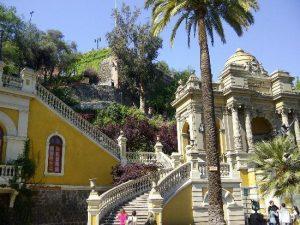 The Start of a Santiago City Tour