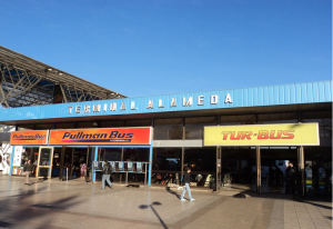 Terminal de Buses Alameda
