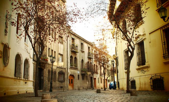 Visit Santiago Downtown