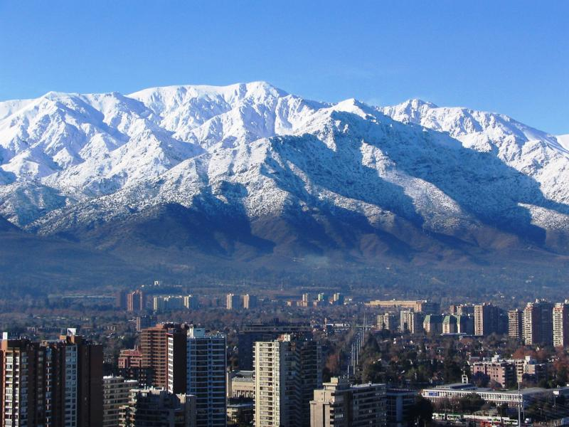 Summer Vs Winter In Santiago Santiagochile Com