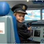 Pilot at Kidzania