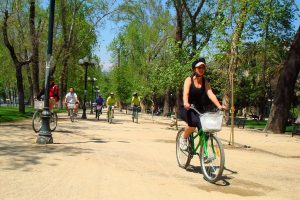 Parque Forestal - Great for Cycling
